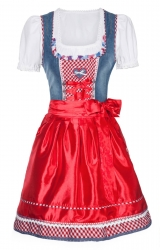 Dirndl with Blouse & Apron